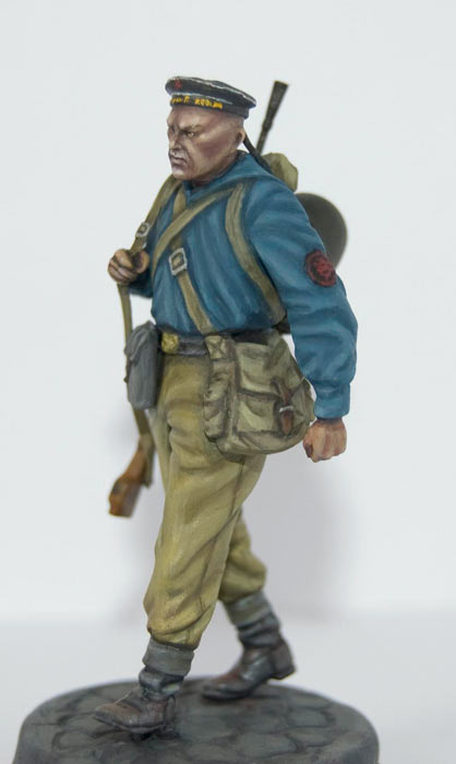 Figures: Soviet naval infantry, photo #3