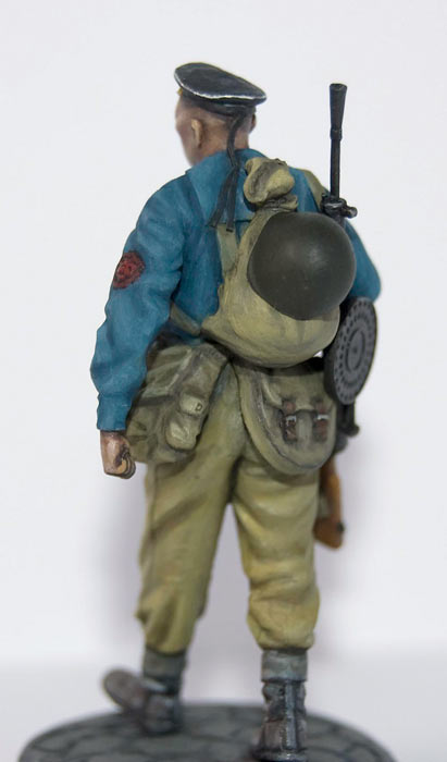 Figures: Soviet naval infantry, photo #5