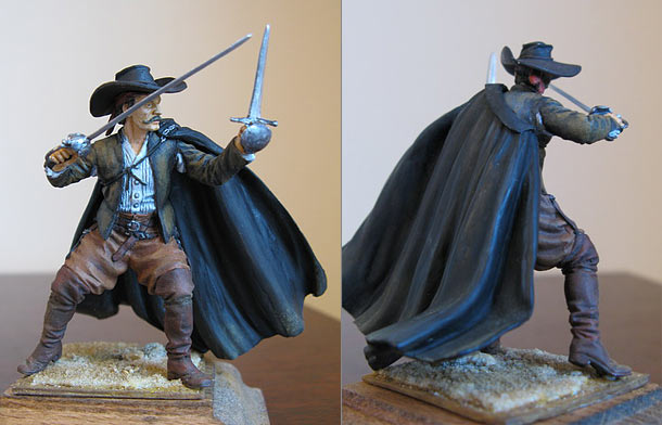 Figures: Captain Alatriste