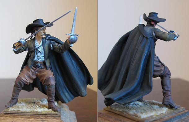 Figures: Captain Alatriste