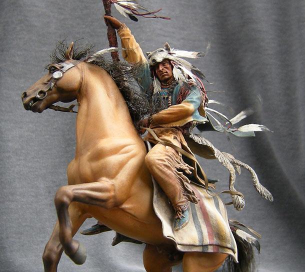 Figures: The Shawnee