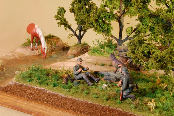 Dioramas and Vignettes: Descendants of Baron Munchausen