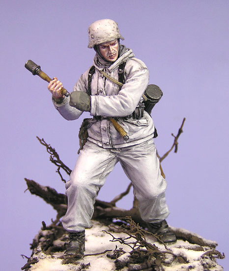 Figures: German infantry, photo #1