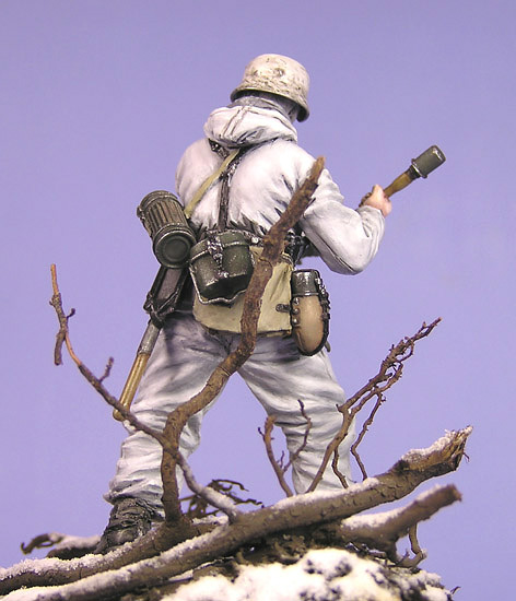 Figures: German infantry, photo #2