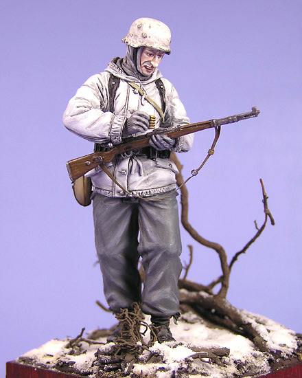 Figures: German infantry, photo #3