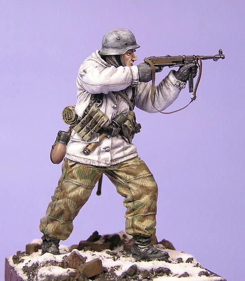 Figures: German infantry, photo #5