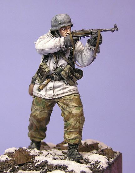 Figures: German infantry, photo #6