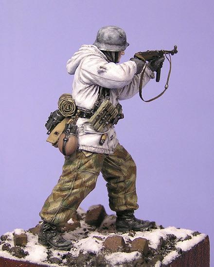 Figures: German infantry, photo #7
