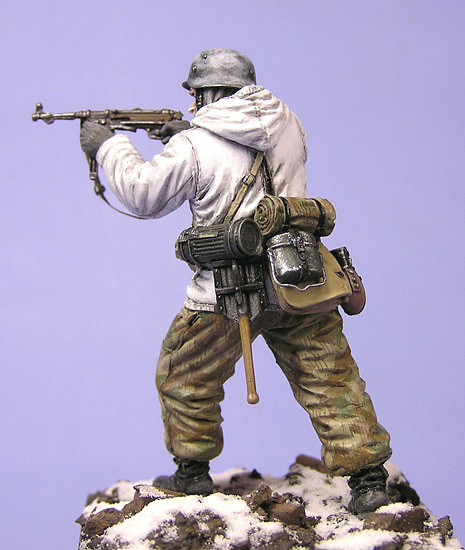 Figures: German infantry, photo #8