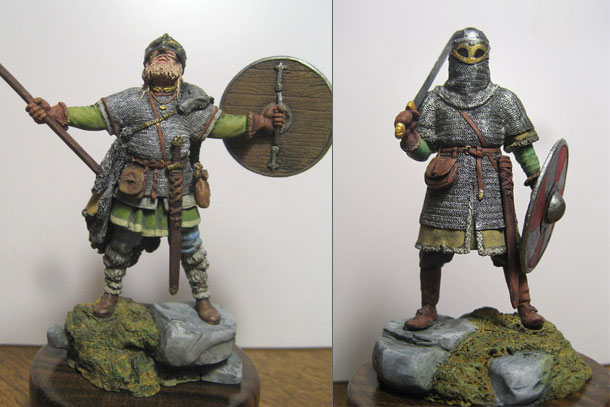 Figures: Vikings