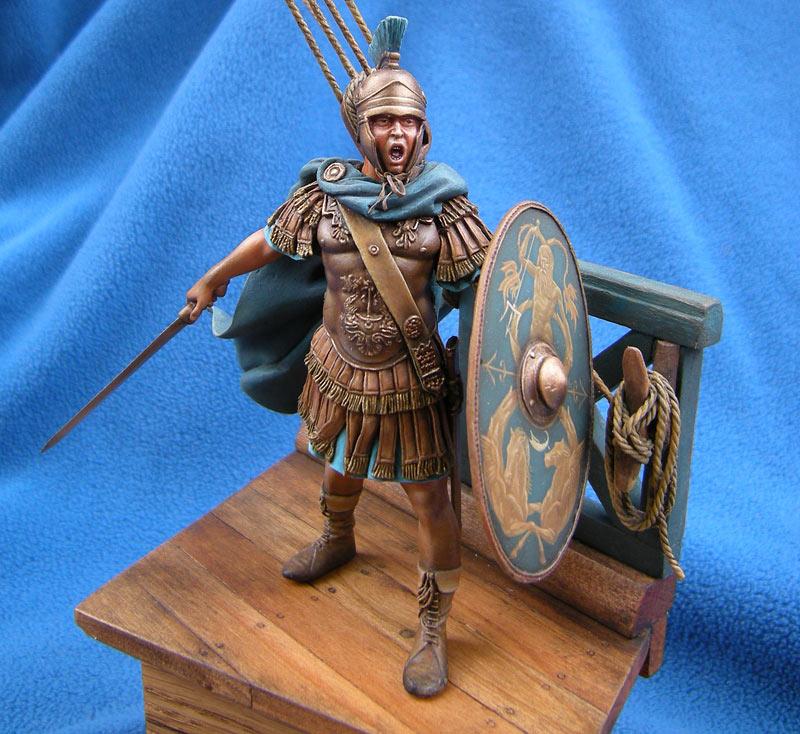 Figures: Roman Admiral, photo #1