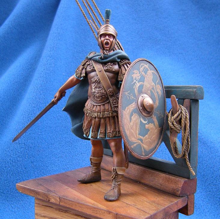 Figures: Roman Admiral, photo #2