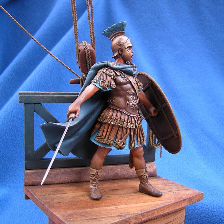 Figures: Roman Admiral, photo #5