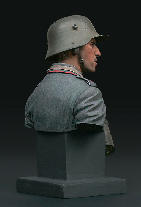 Figures: German infantryman, 1916, photo #2