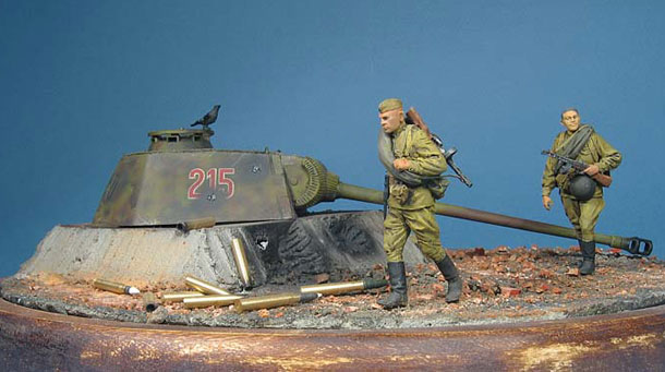 Dioramas and Vignettes: The Victors