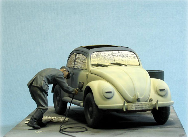 Dioramas and Vignettes: Pimp my Beetle!