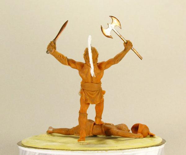 Sculpture: The Warrior, photo #5