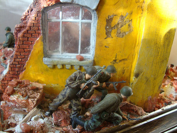 Dioramas and Vignettes: Operation Bagration