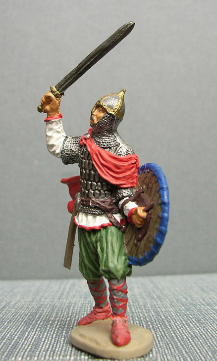 Figures: Russian Warriors, photo #1