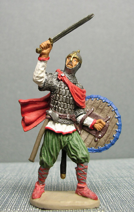 Figures: Russian Warriors, photo #2