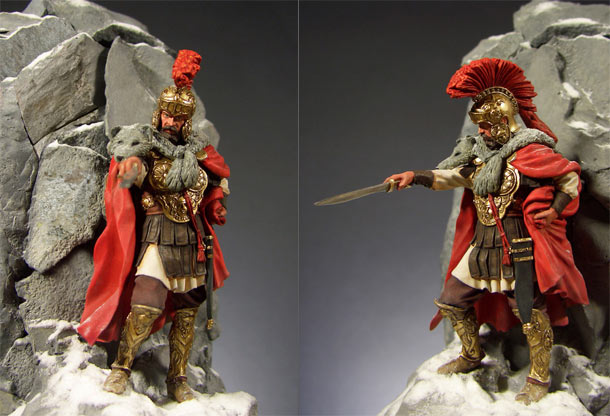 Figures: Warlord, army of Hannibal