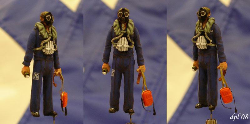 Sculpture: Russian K-152 Nerpa submarine crewman, photo #1