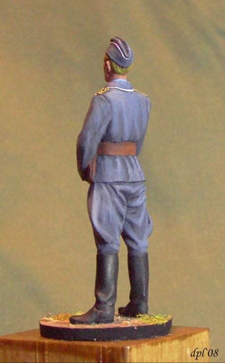 Figures: Luftwaffe hauptmann, 1944, photo #4