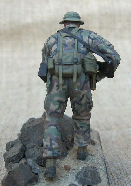Figures: U.S. Navy Seal, 1990s, photo #6