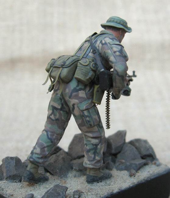 Figures: U.S. Navy Seal, 1990s, photo #7