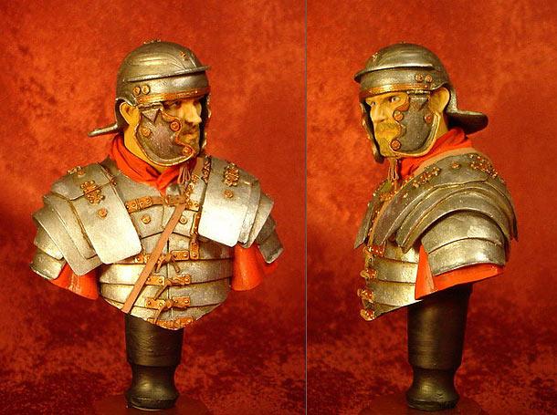 Figures: Roman Legionary, 1A.D.