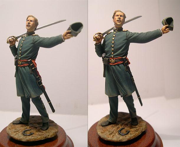 Figures: 5th Infantry Regiment Officer