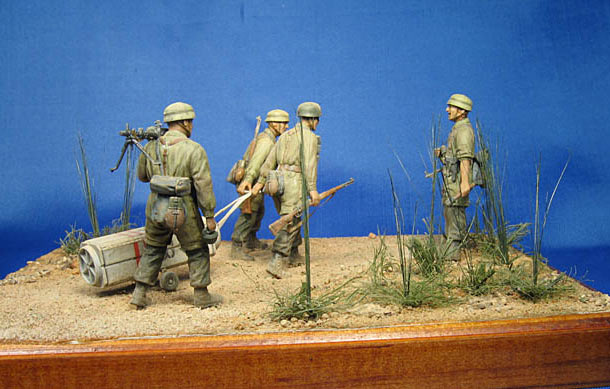 Dioramas and Vignettes: Crete, 1941