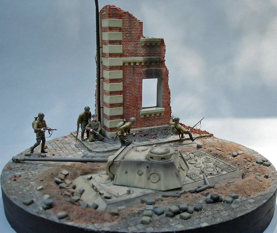 Dioramas and Vignettes: Berlin 1945, photo #1
