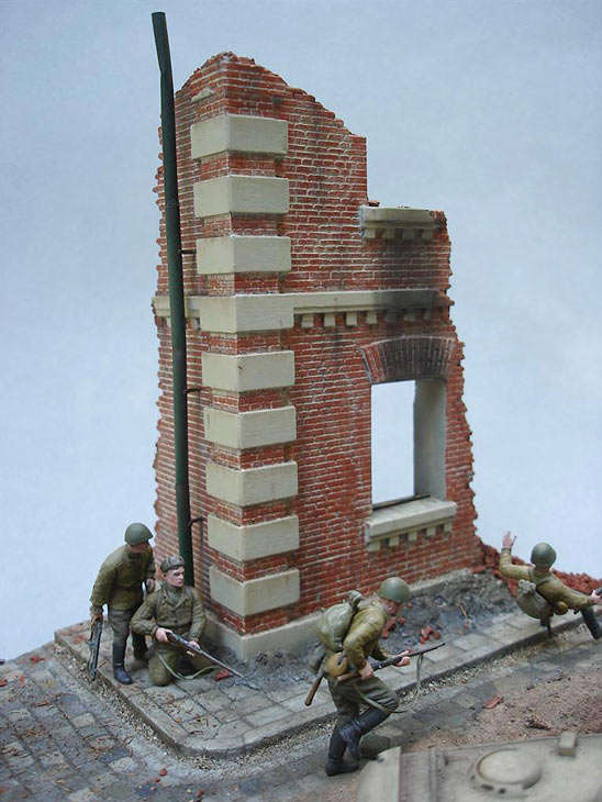 Dioramas and Vignettes: Berlin 1945, photo #3