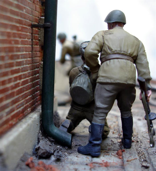 Dioramas and Vignettes: Berlin 1945, photo #4