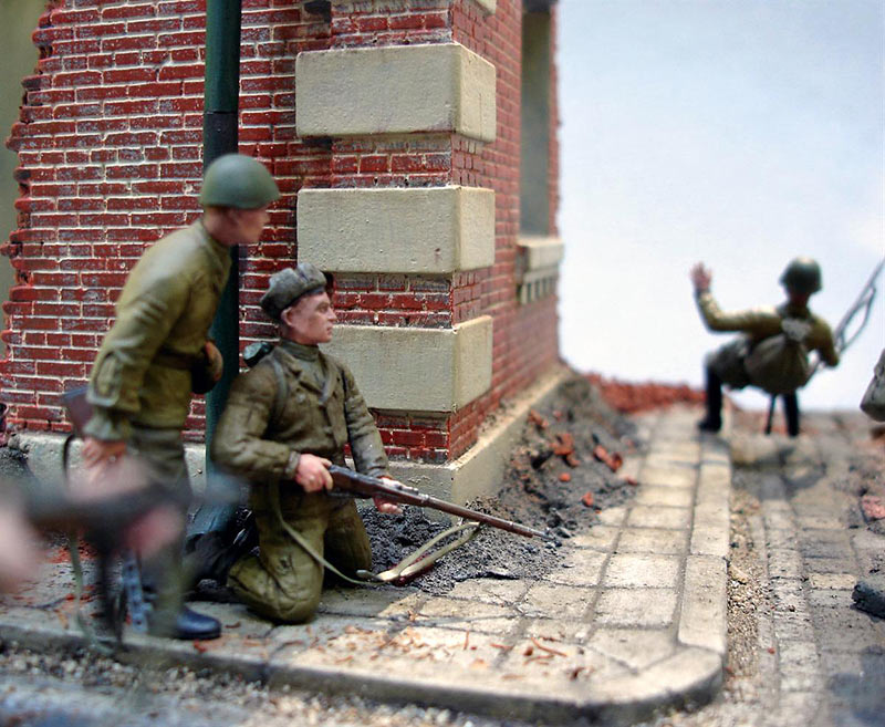 Dioramas and Vignettes: Berlin 1945, photo #6