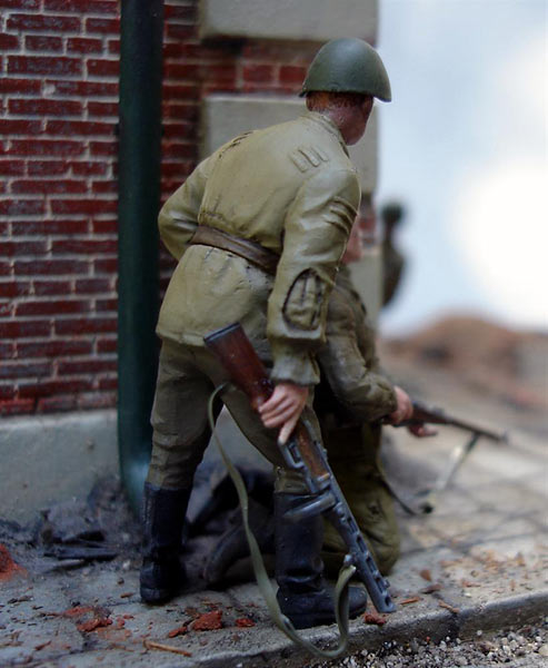 Dioramas and Vignettes: Berlin 1945, photo #7