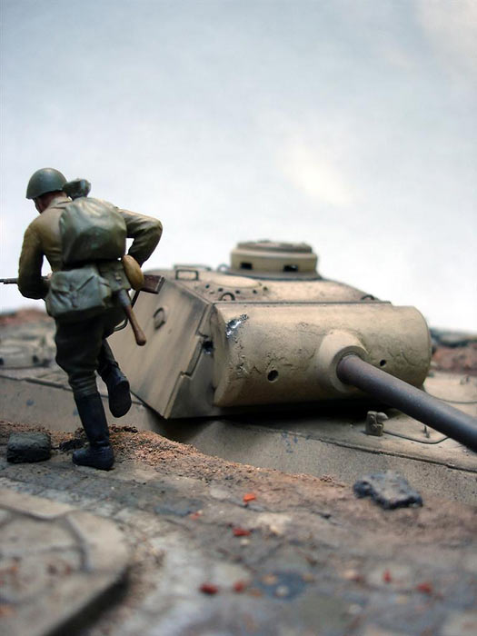 Dioramas and Vignettes: Berlin 1945, photo #8