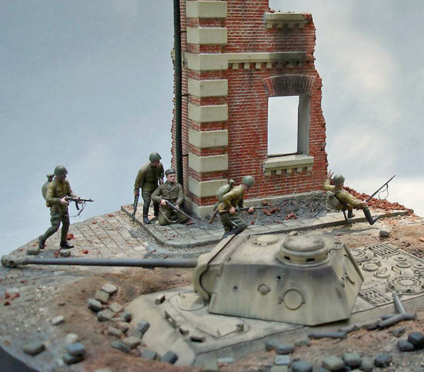 Dioramas and Vignettes: Berlin 1945