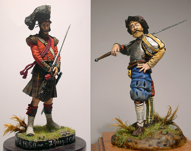 Figures: Historical Figures