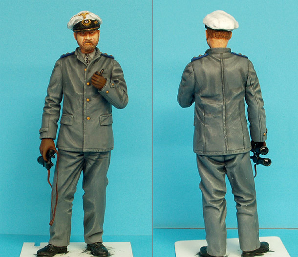 Figures: German U-Boot Commander
