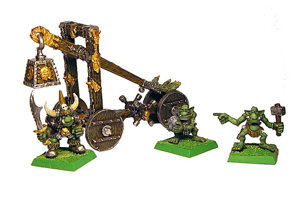 Miscellaneous: Orc's catapult