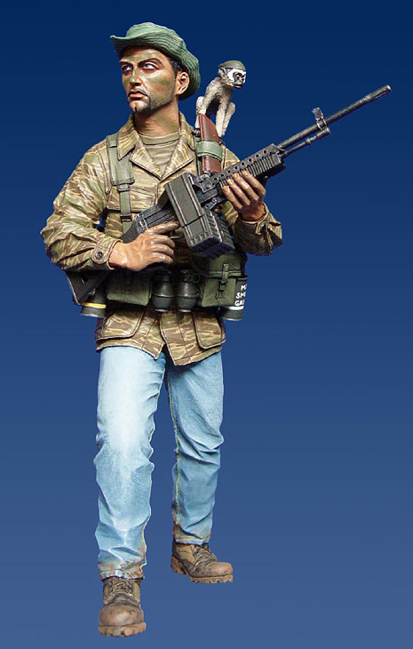 Figures: SEAL Soldier, photo #1