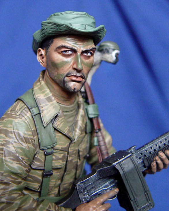 Figures: SEAL Soldier, photo #4