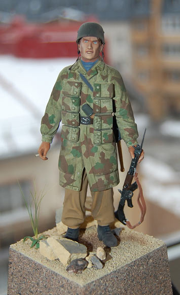 Figures: Fallschirmjaeger, photo #1