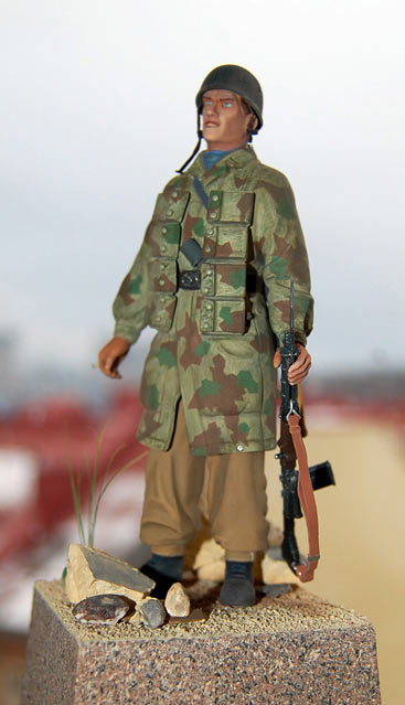 Figures: Fallschirmjaeger, photo #5
