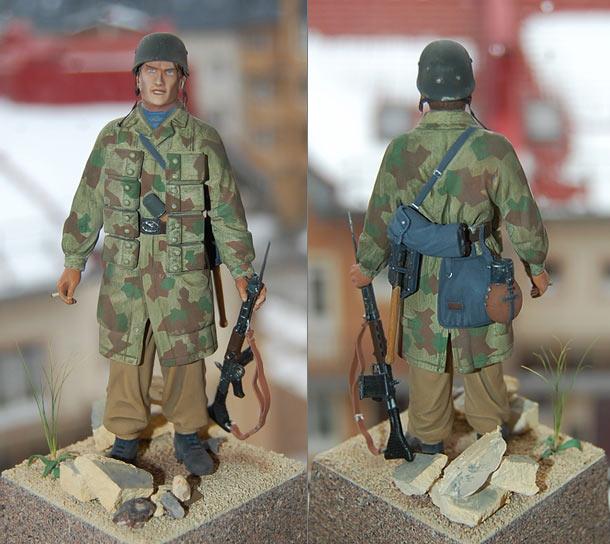 Figures: Fallschirmjaeger