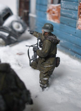 Dioramas and Vignettes: Streets of Kharkov, photo #10