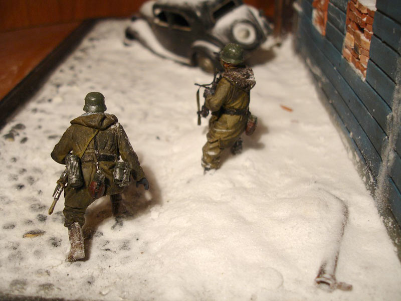 Dioramas and Vignettes: Streets of Kharkov, photo #11