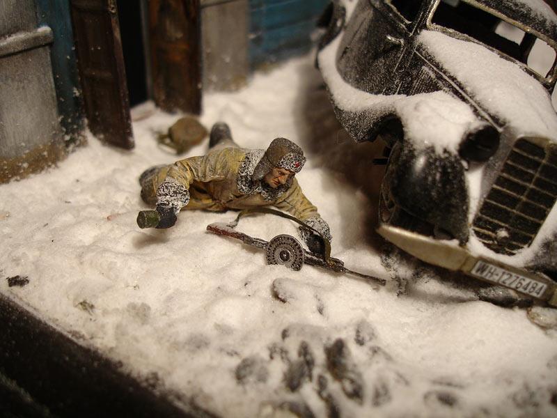 Dioramas and Vignettes: Streets of Kharkov, photo #12